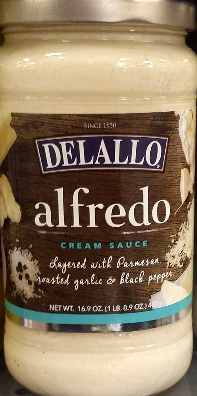 DeLallo Creamy Alfredo Sauce