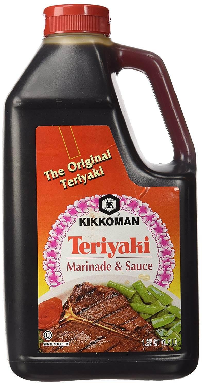 Kikkoman Teriyaki Marinade and Sauce