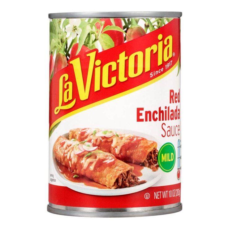 La Victoria Traditional Red Enchilada Sauce - Mild