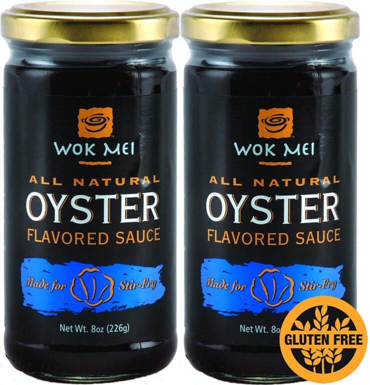 Wok Mei Gluten-Free Oyster Sauce