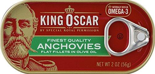 King Oscar Anchovies
