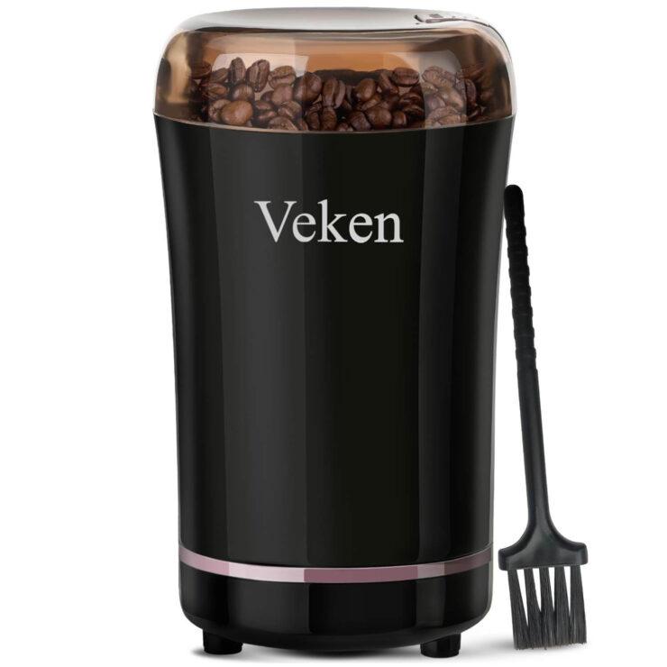 Veken Coffee, Nut and Spice Grinder