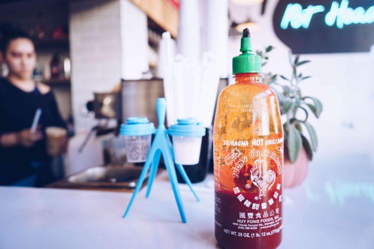 What is Sriracha
