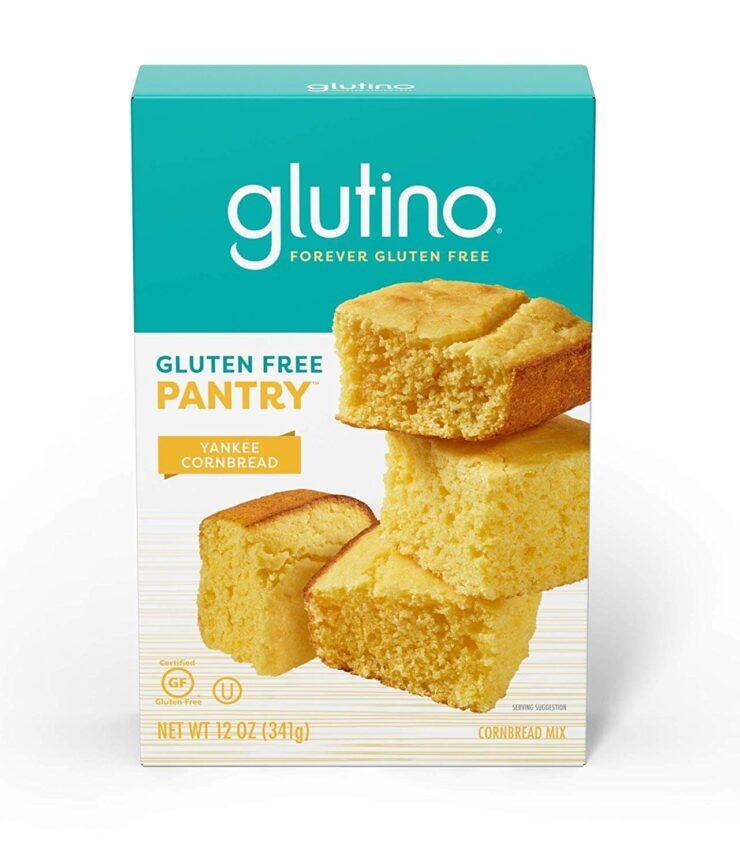 Glutino Gluten-Free Yankee Cornbread