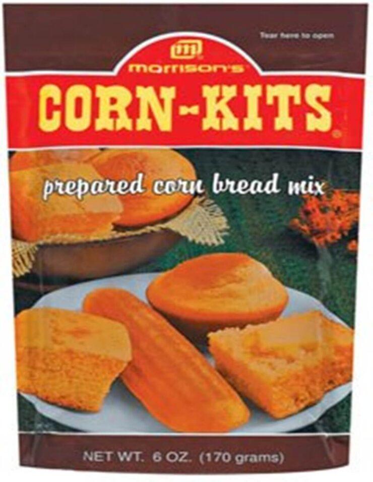 Morrison's Prepared Kit Mixes - Corn-Kits