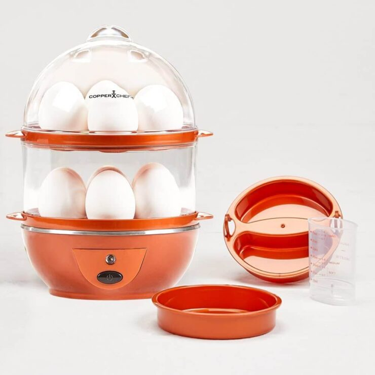 Copper Chef Electric Egg Cooker