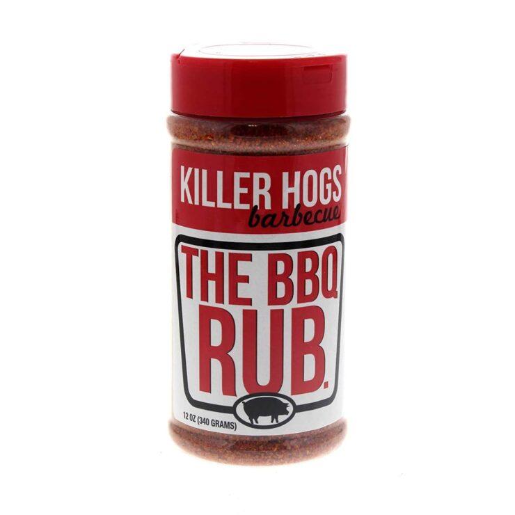Killer Hogs The BBQ Rub