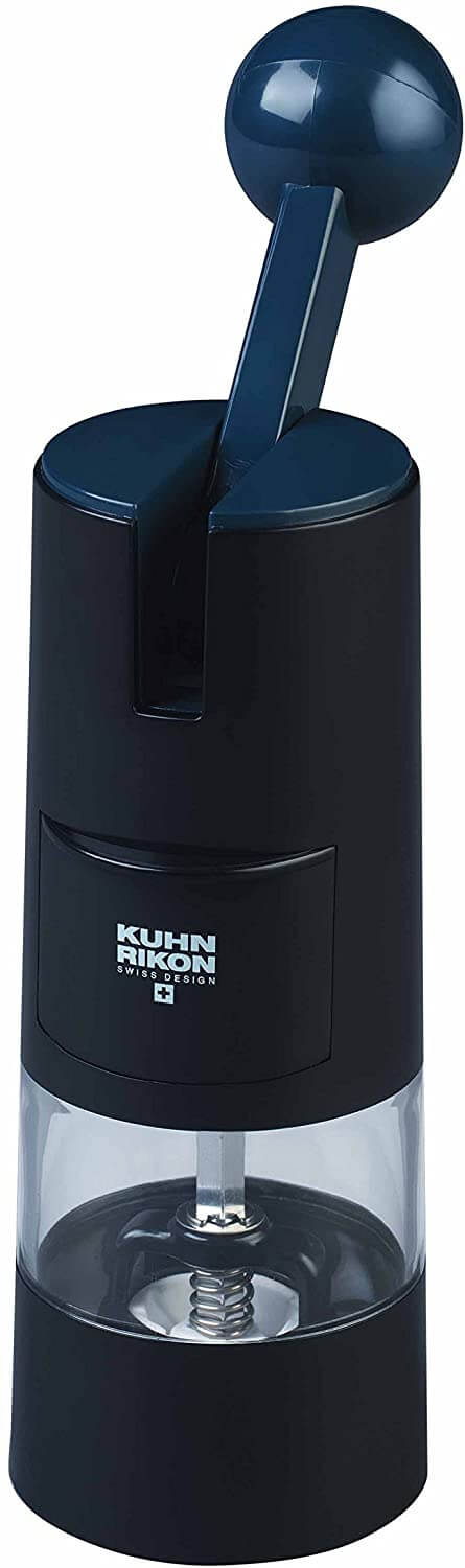 Kuhn Rikon 25551 with Ceramic Mechanism for Salt, Pepper, and Spices