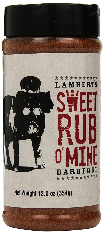 Lambert's Sweet Rub O' Mine