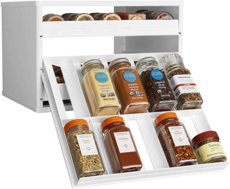 YouCopia Chef's Edition SpiceStack Spice Organizer