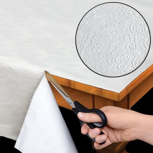 Home Bargains Plus Quilted Heavy Duty Table Pad