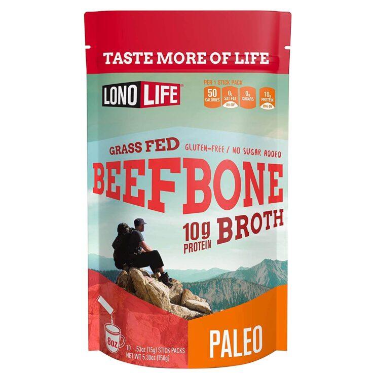 LonoLife Beef Bone Broth Powder