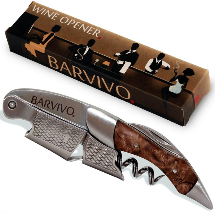 Professional Waiters Corkscrew by Barvivo