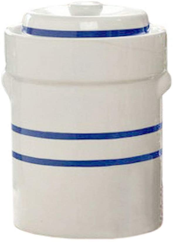 Ohio Stoneware 3-Gallon Fermentation Crock Complete Kit