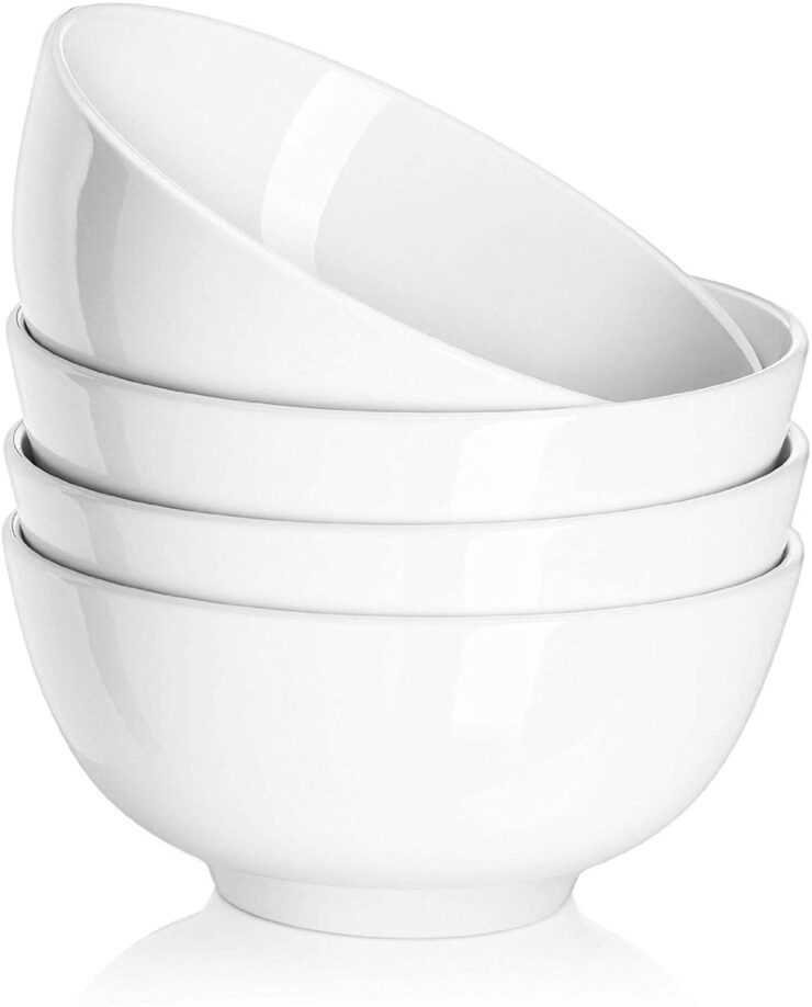 Dowan Ceramic Soup Bowls