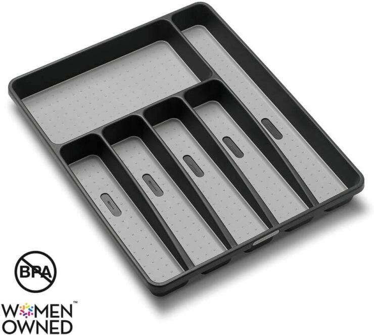 Madesmart Classic Large Silverware Tray