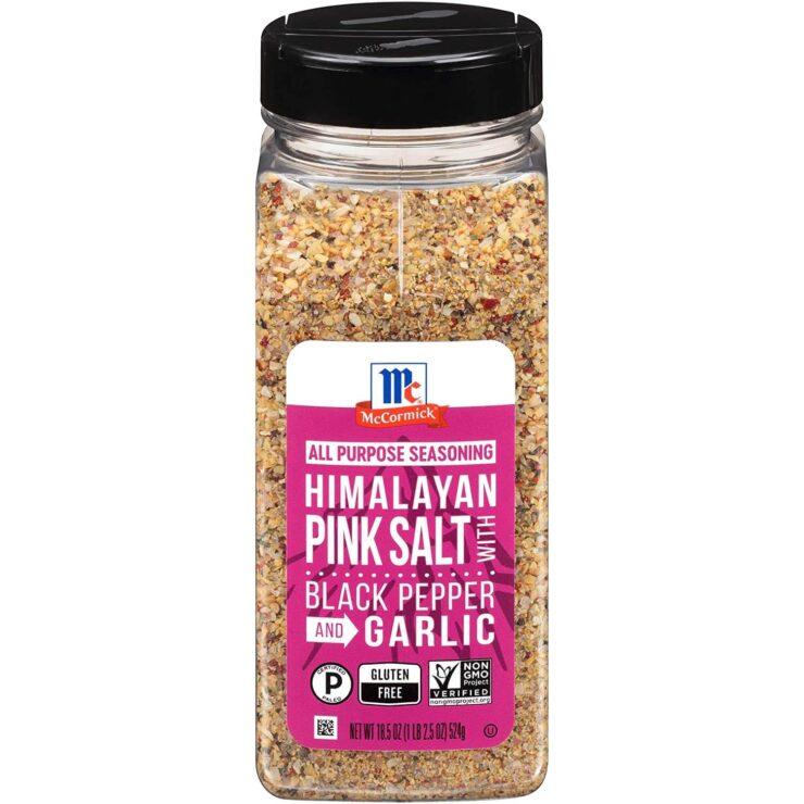 McCormick Himalayan Pink Salt All Purpose Seasoning