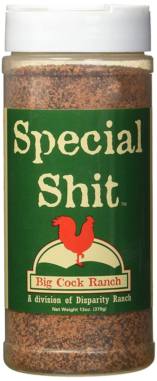 Special Shit Premium All Purpose Seasoning