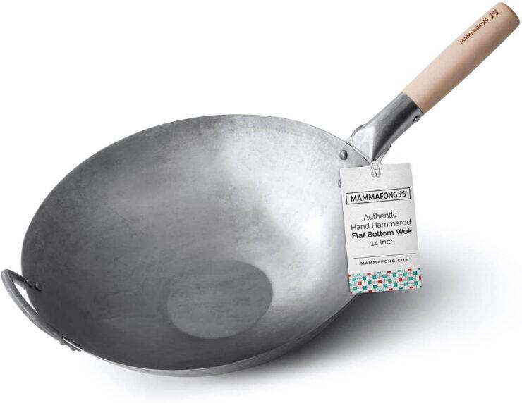 Mammafong Stir Fry Pan