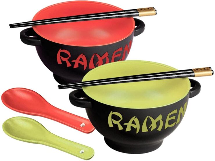 Toysdone Ramen Bowl Set