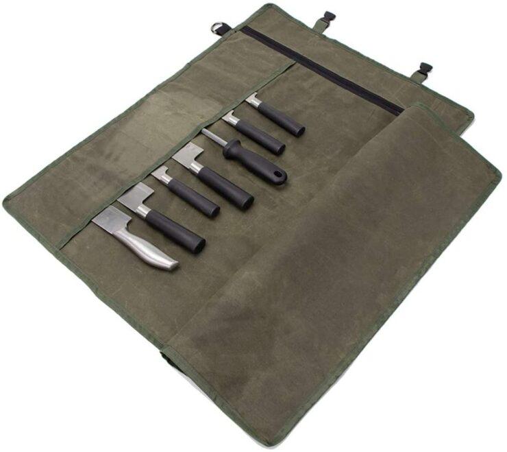 Hersent Chefs Knife Roll Bag