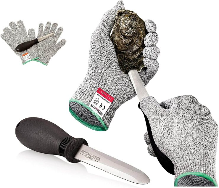 Rockland Guard Oyster Knife