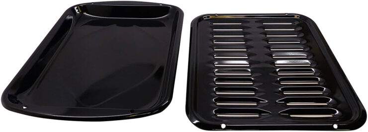 Smart Choice Basic Broiler Pan