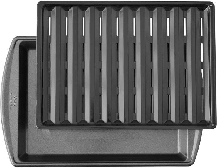 Wilton 47520219 Non-Stick Broiler Pan