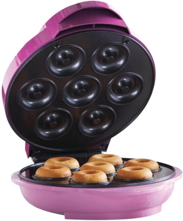 Brentwood Mini Donut Maker Machine