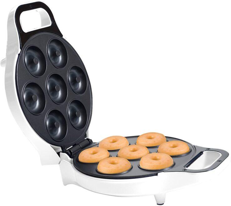 Chef Buddy 82-KIT1066 Mini Donut Maker