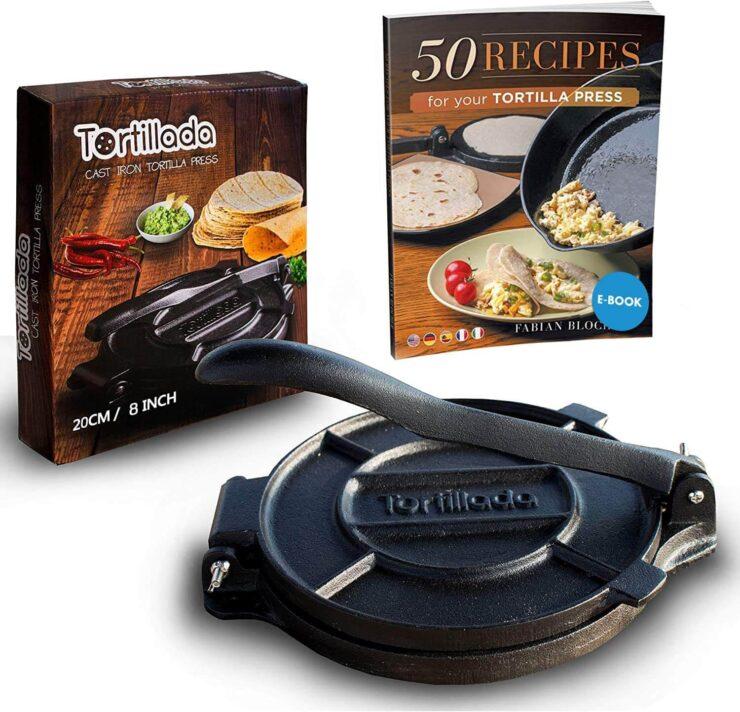 Tortillada Tortilla Press